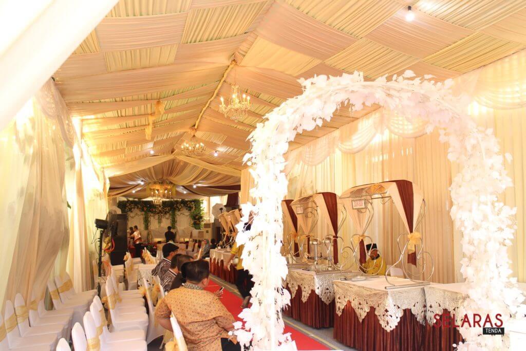 Paket Tenda Pernikahan Murah L Harga Paket Tenda Pernikahan